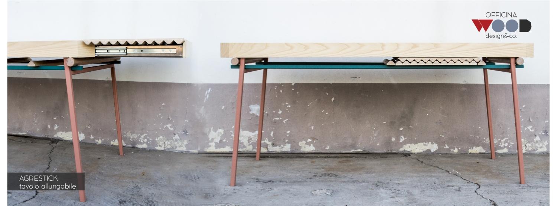 ワークショップ・木材・テーブル拡張可能-agrestick-01