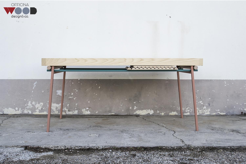 ワークショップ・木材・テーブル拡張可能-agrestick-02