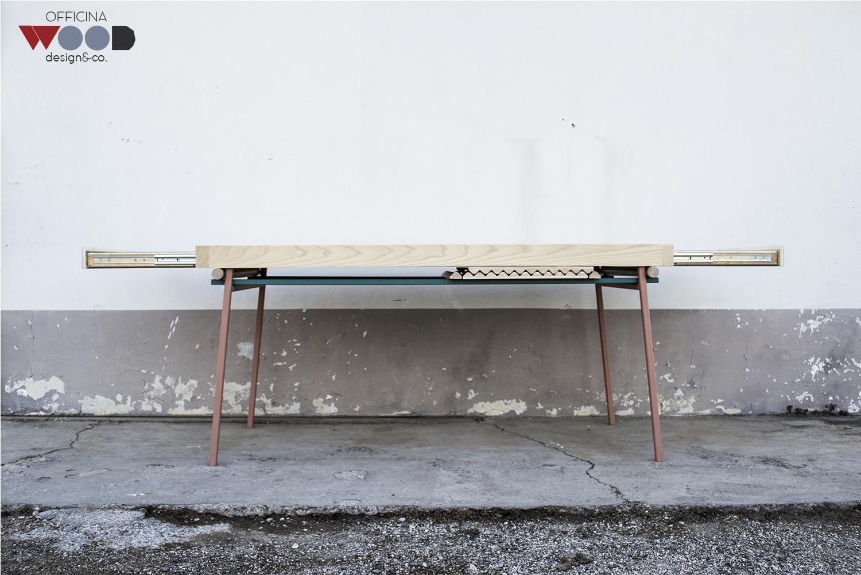 ワークショップ・木材・テーブル拡張可能-agrestick-05