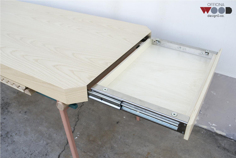 ワークショップ・木材・テーブル拡張可能-agrestick-06