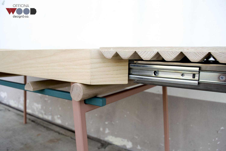 ワークショップ・木材・テーブル拡張可能-agrestick-09