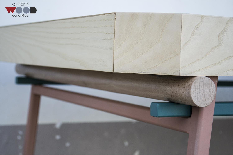 ワークショップ・木材・テーブル拡張可能-agrestick-12