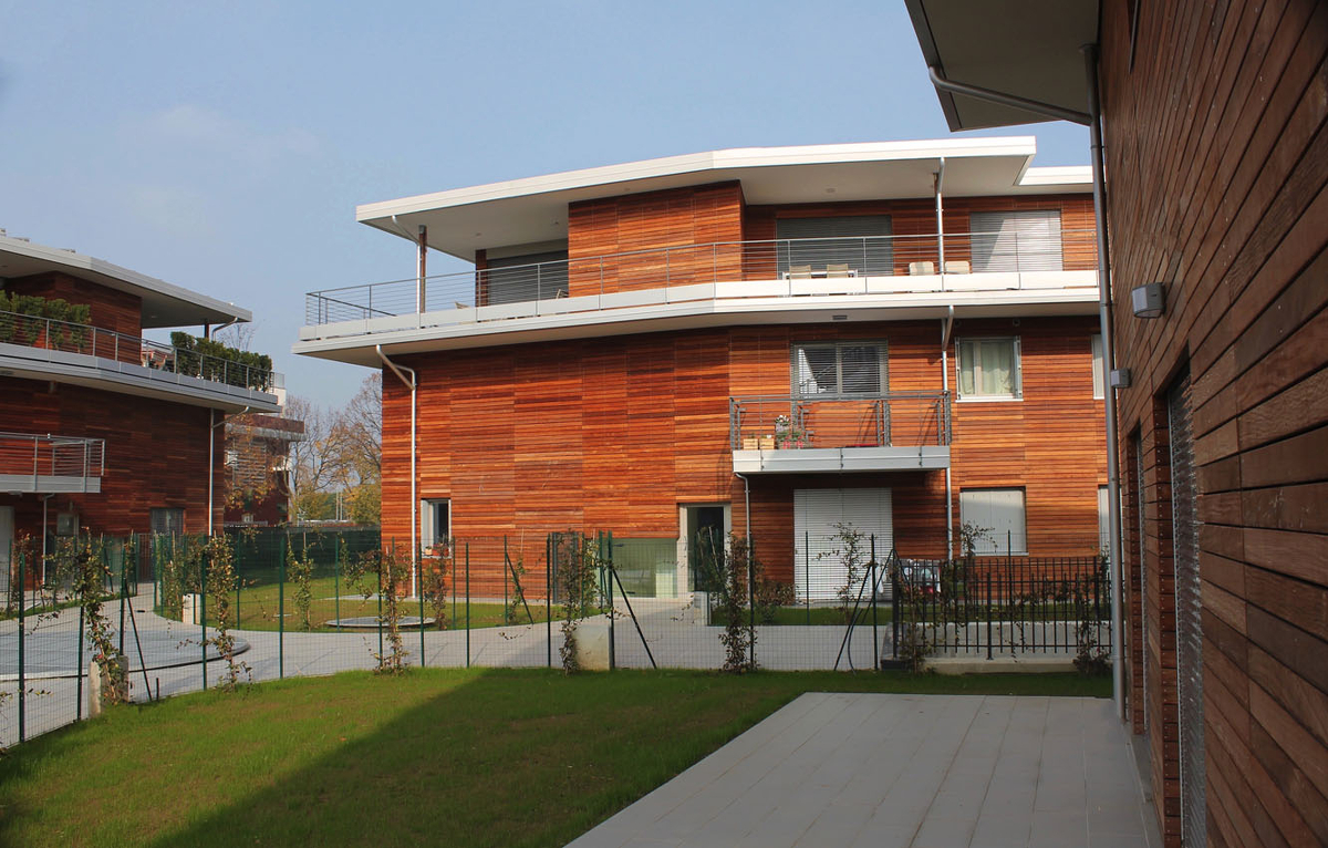 Dèco Ipe, complesso residenziale Dalmine