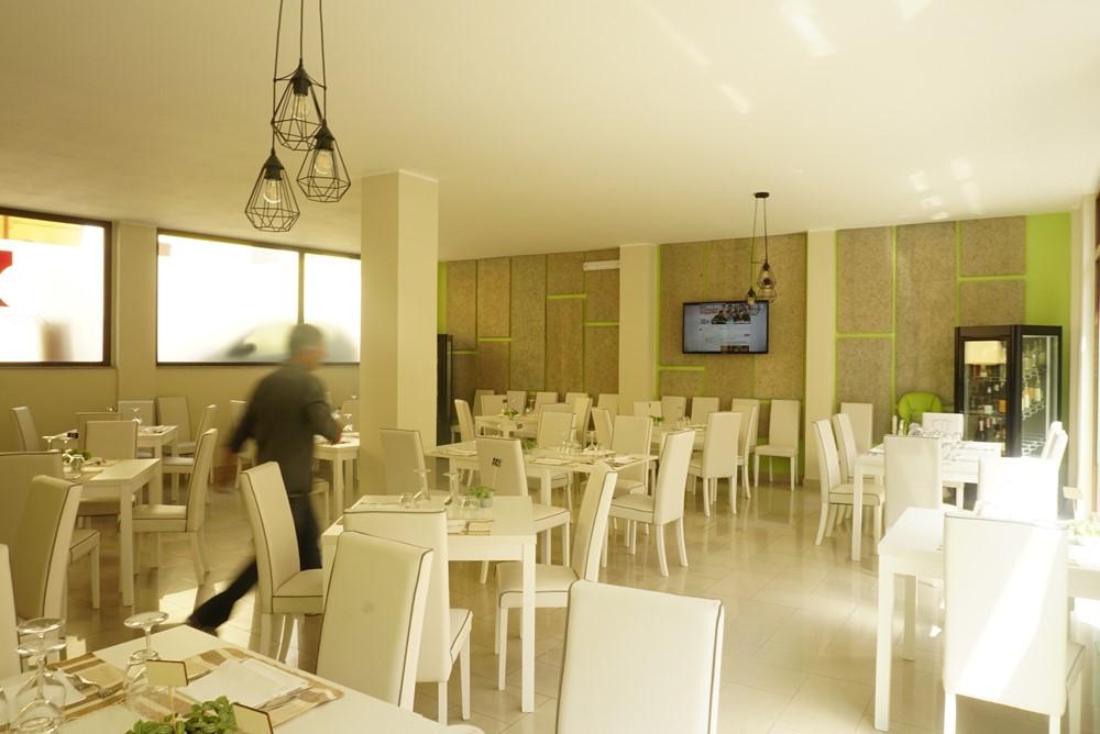 Antichi Saporiのレストラン/ヌール工場