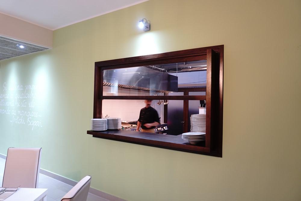 Restaurant Antichi Sapori / Nur usine