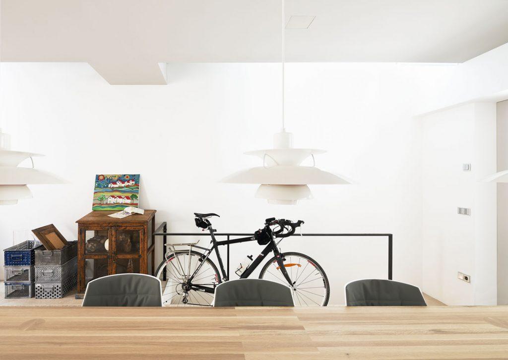 Westway Achitects mezzanine vertical, salle à manger