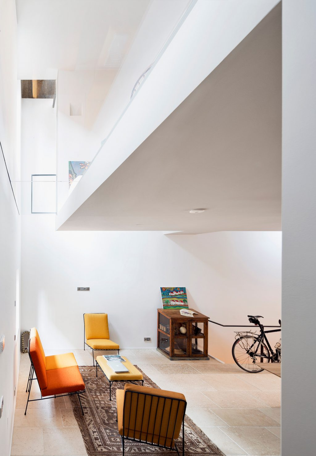 vertical loft Westway Achitects
