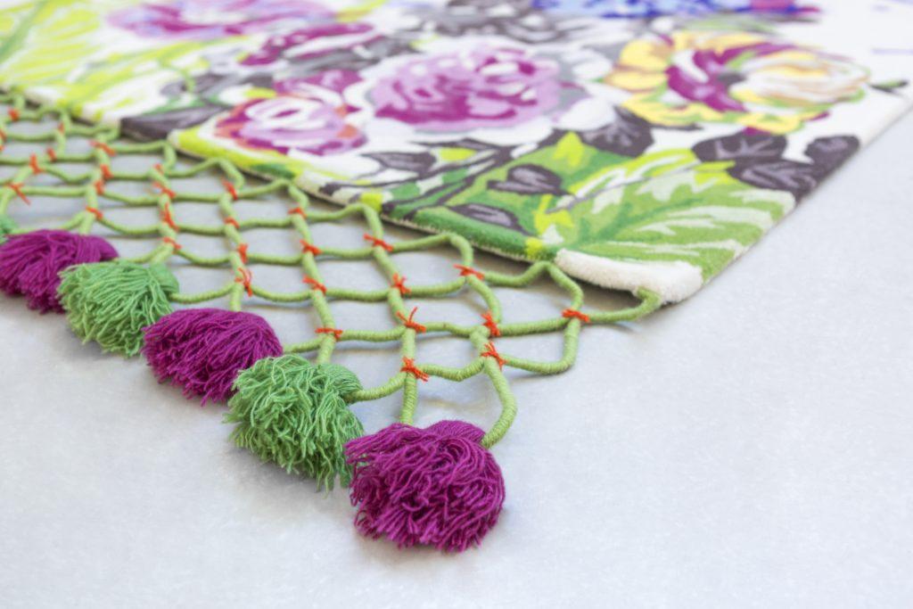 Macao diseño de la alfombra Vito Nesta