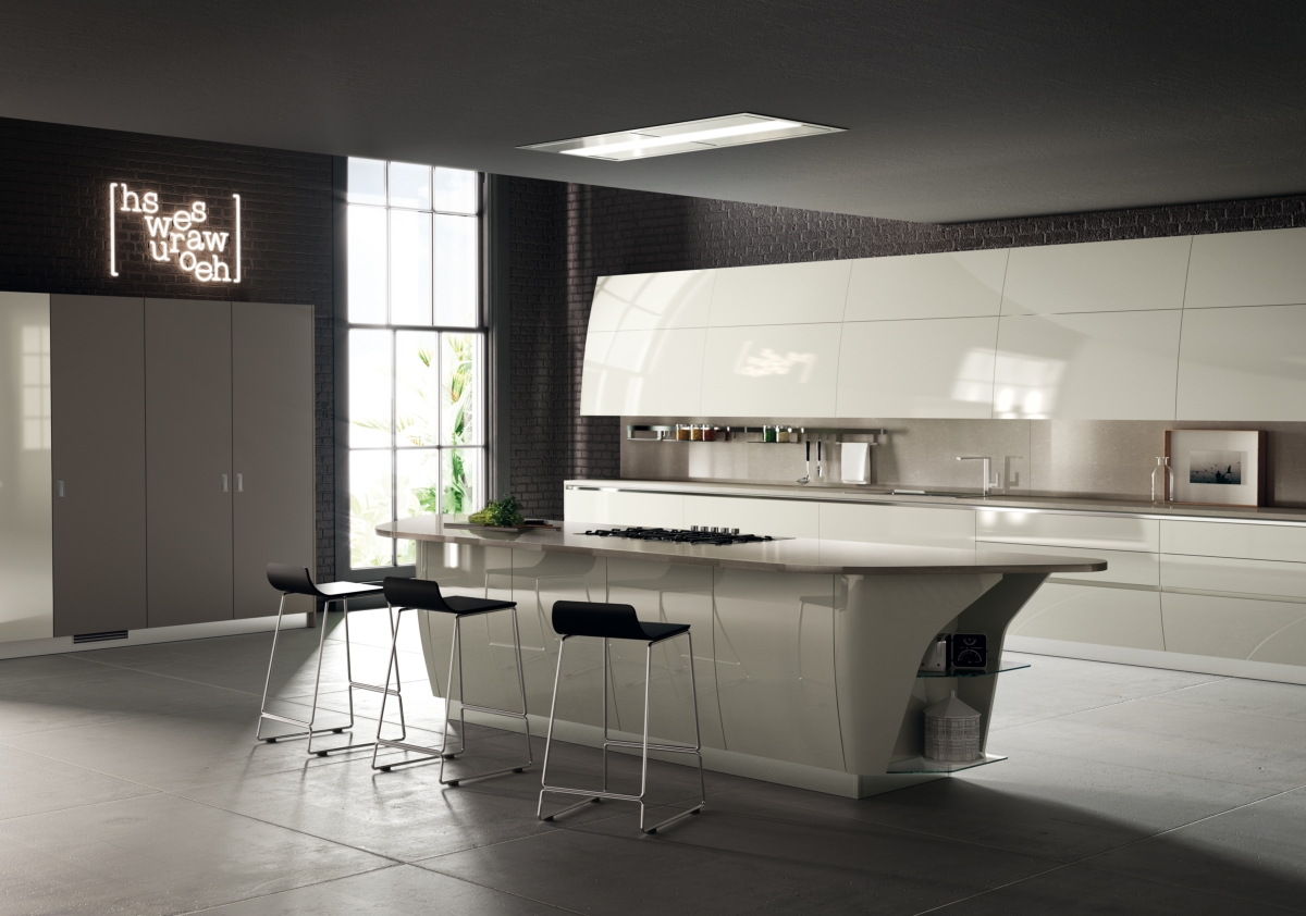 Scavolini Kitchen FluxSwing