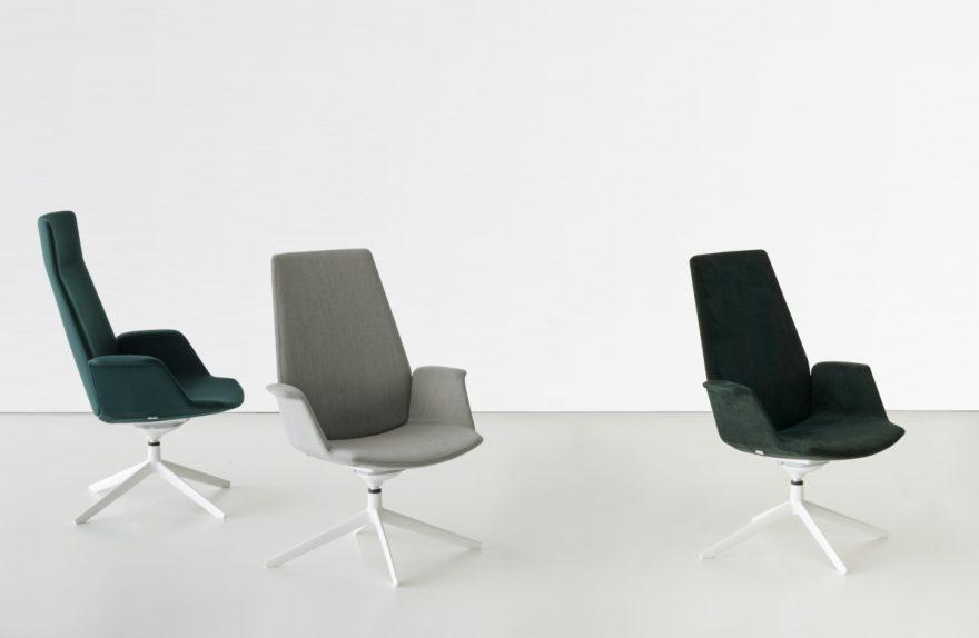 Seduta modulare UNO, Francesco Rota per Lapalma