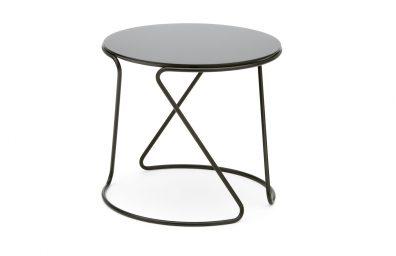 Tavolo d'appoggio Thonet S 18 design Uli Budde