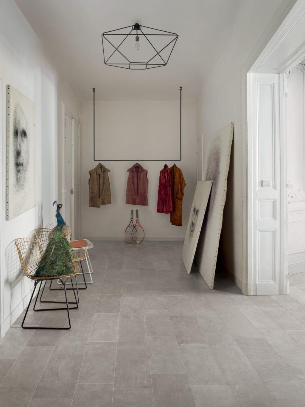 Keramik Beton-Effekt claymood 30x60 Perlen cm