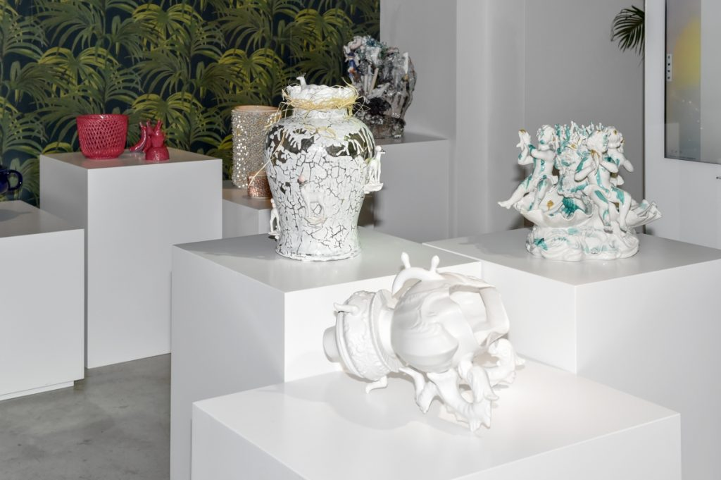 BRILLIANT shows CERAMICS