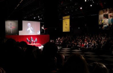 Salone del mobil 2017 prezantasyon konferans pou laprès