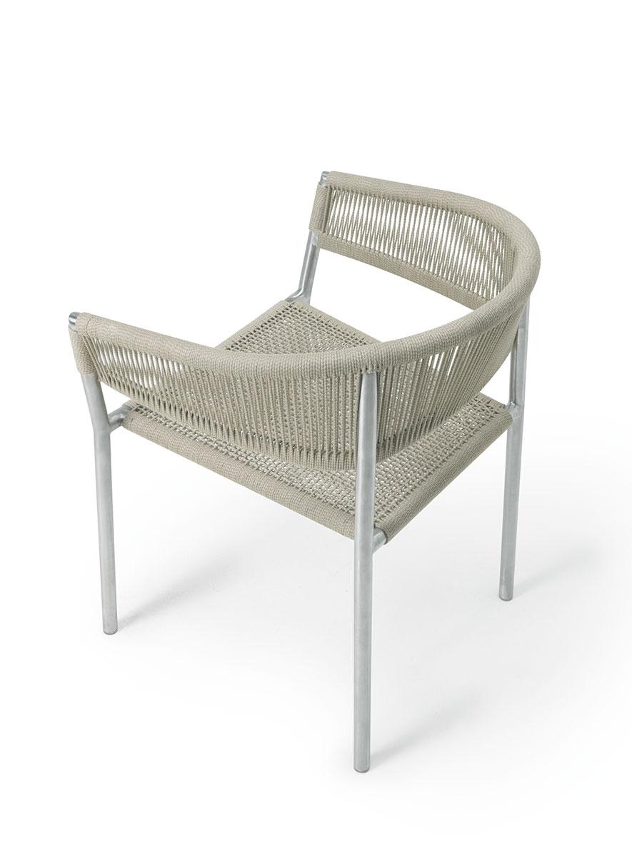 Στοιβαζόμενα καρέκλα σκωτσέζικη φούστα της Ethimo