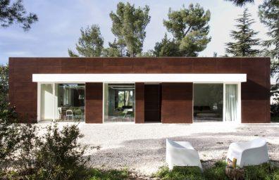 Villa PNK una casa ecosostenibile Studio m12 AD 01