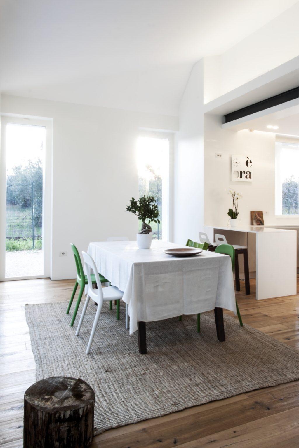 Villa PNK una casa sostenible Estudio m12 dC