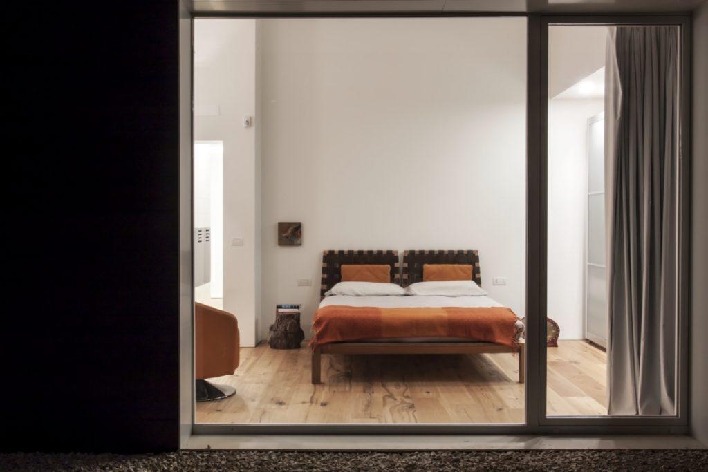 Villa PNK una casa ecosostenibile Studio m12 AD