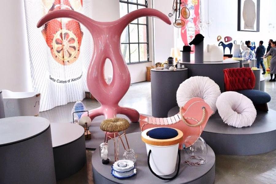 mostra W. Woman in Italian Design