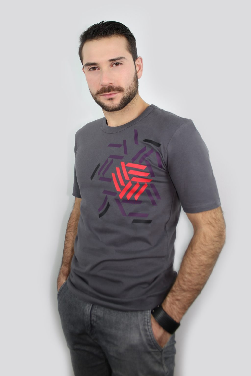 conception t-shirt gianluca Sgalippa collection znak
