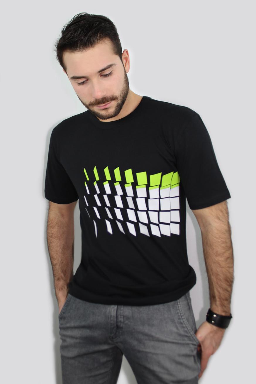 diseño de la camiseta colección zodiacal Gianluca Sgalippa