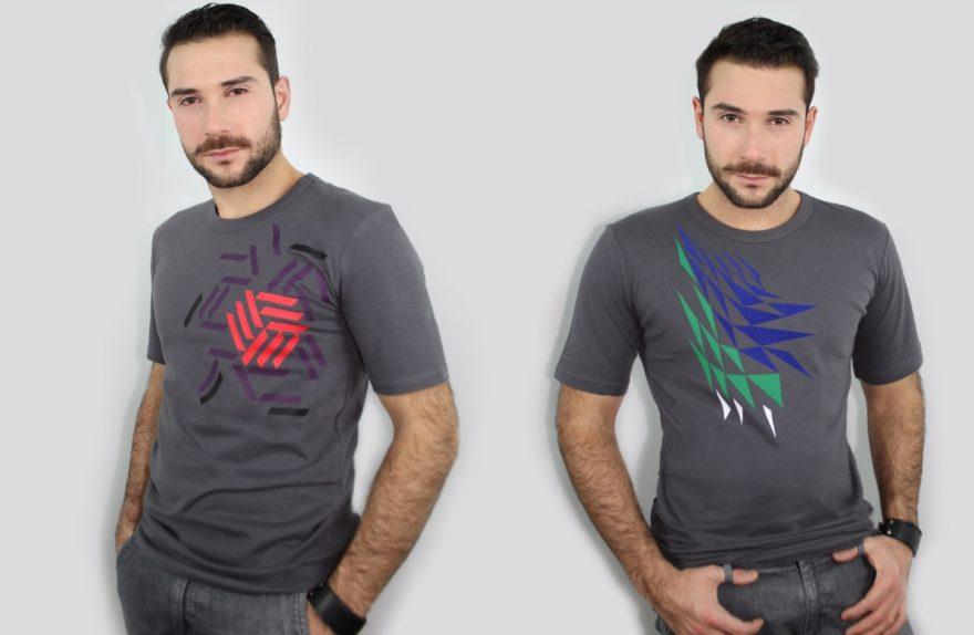 t-shirt design gianluca sgalippa collezione znak