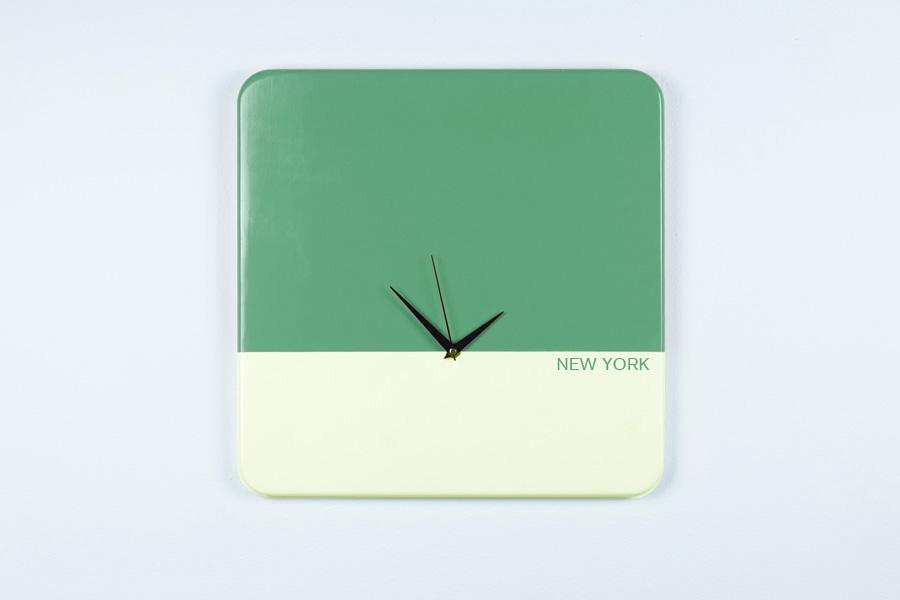 Zonas reloj tiempo Radius