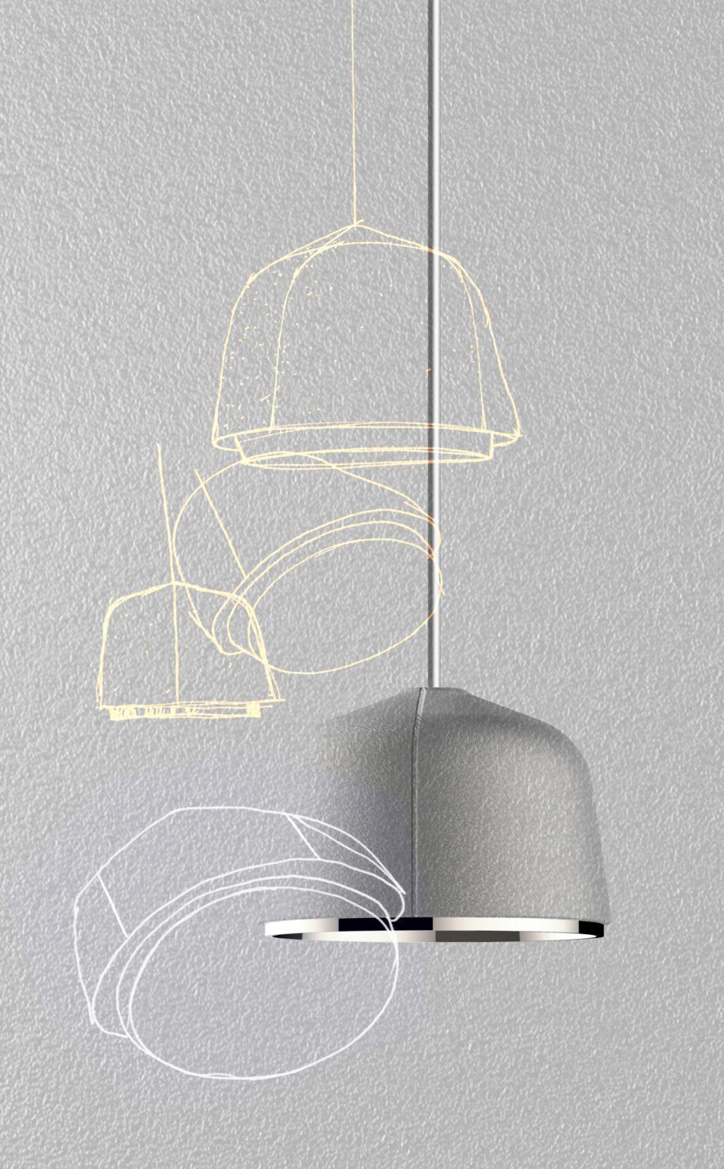Arumiペンダントランプ