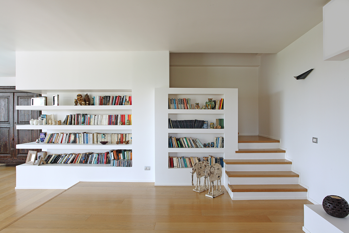 Casa in campagna riqualificazione esterno e ampliamento - Cappotto interno casa ...