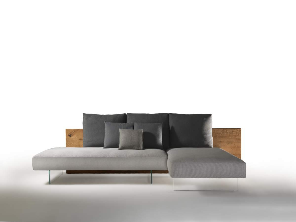 Lago air wildwood sofa in anteprima al salone del mobile for Lago air wildwood