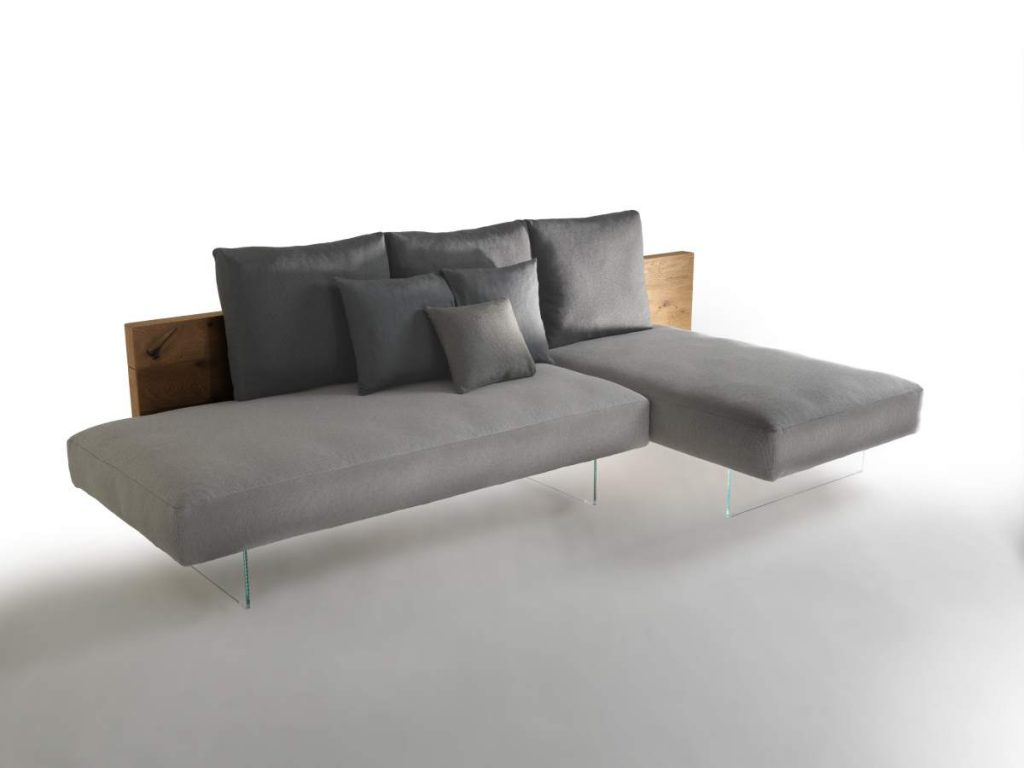 Lago air wildwood sofa in anteprima al salone del mobile for Lago wildwood