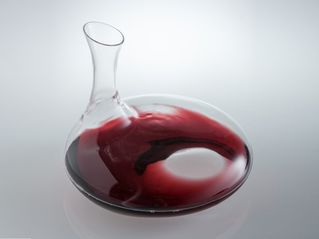 decanter Mezzaluna