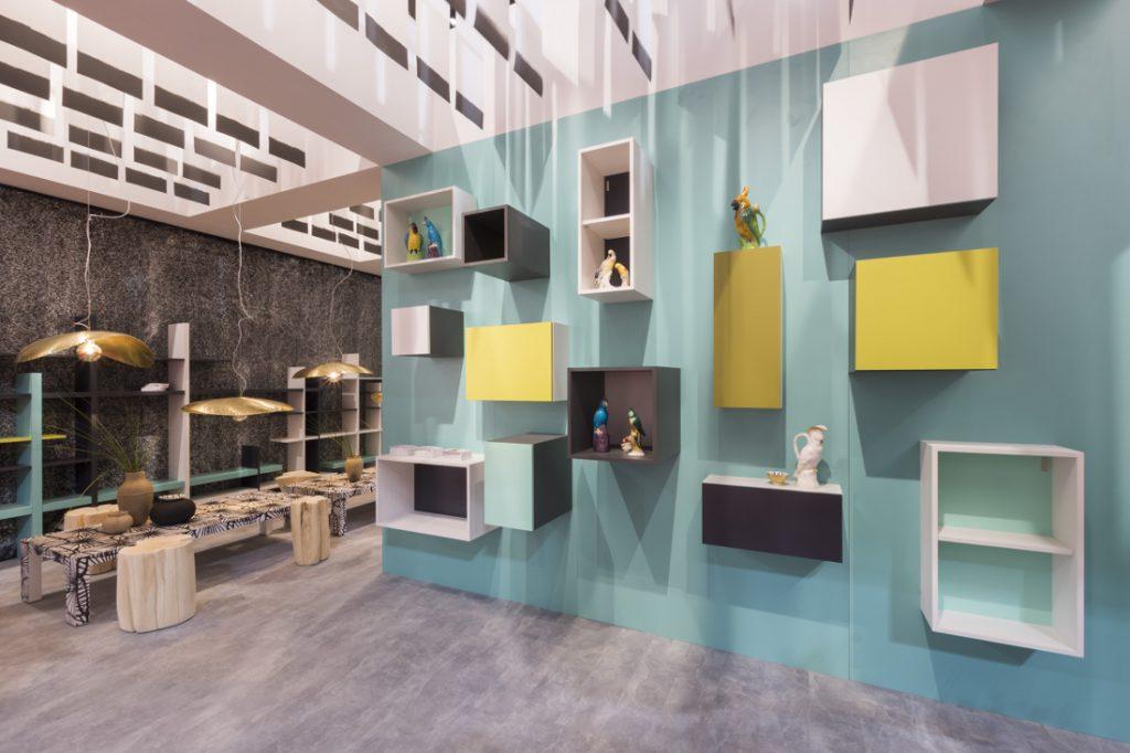 De Rosso Mobili.De Rosso Furniture Fair 2017 Social Design Magazine