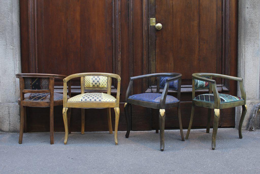 TIES chaises