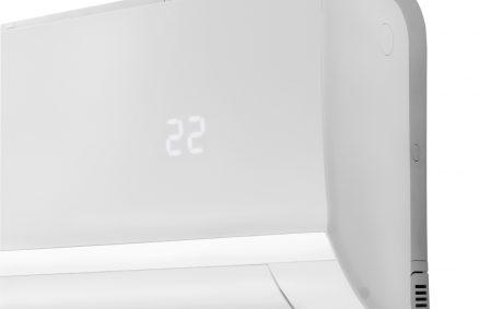 detalle inversor acondicionador de aire ariston Kios