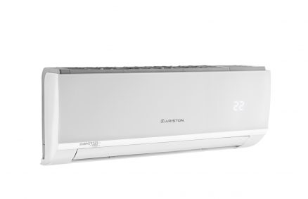 inverter air conditioner Kios ariston side view