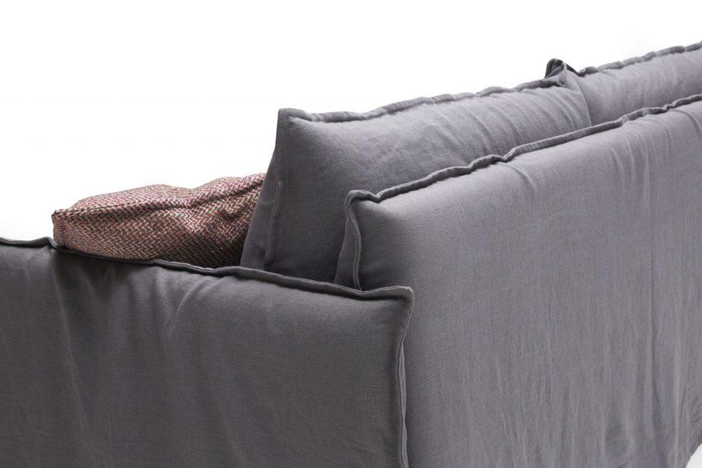 elegante sofá cama clarke milano Bedding en mal estado
