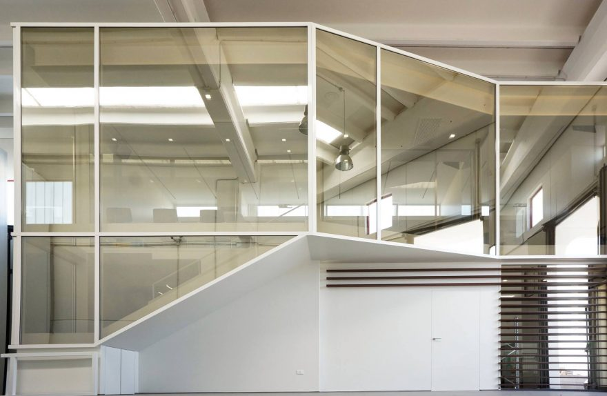 m12 AD progetto uffici per menoventi