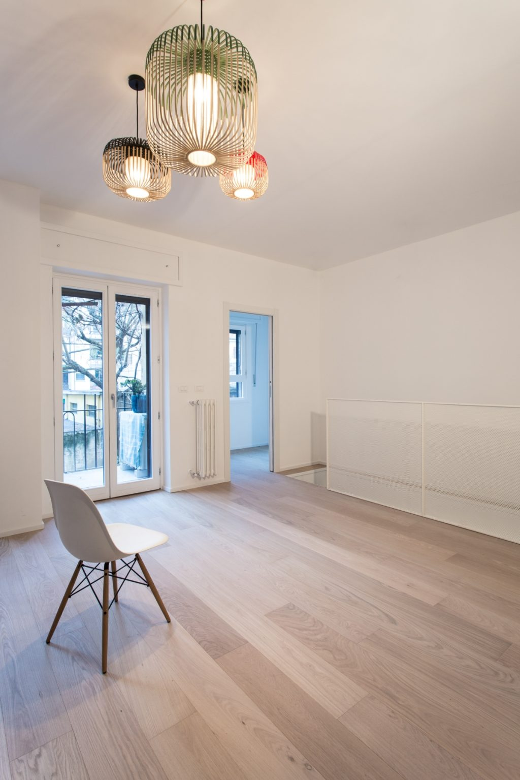 Plus Ultra studio, duplex conversion Milano