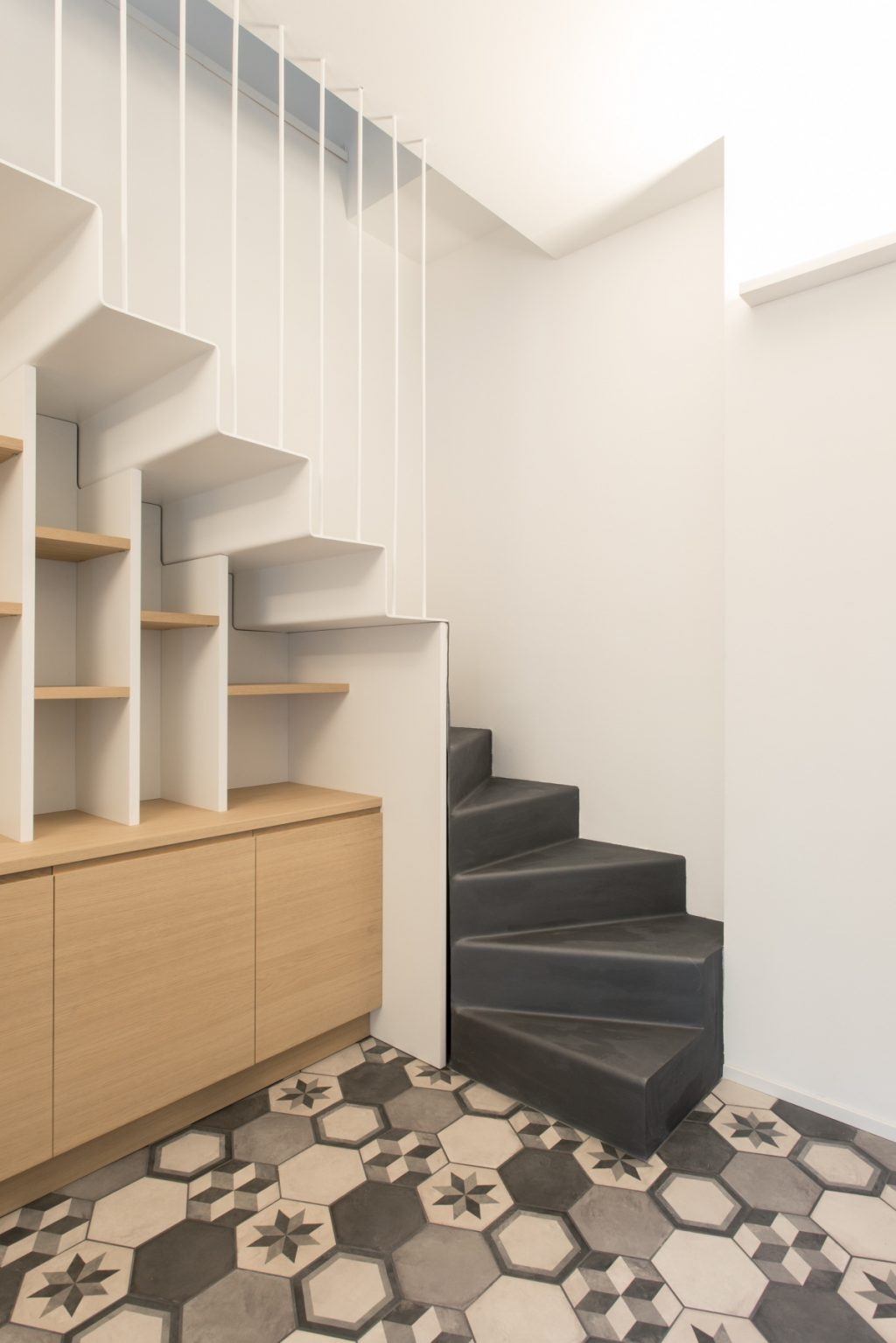 Studio Plus Ultra, conversion duplex Milano