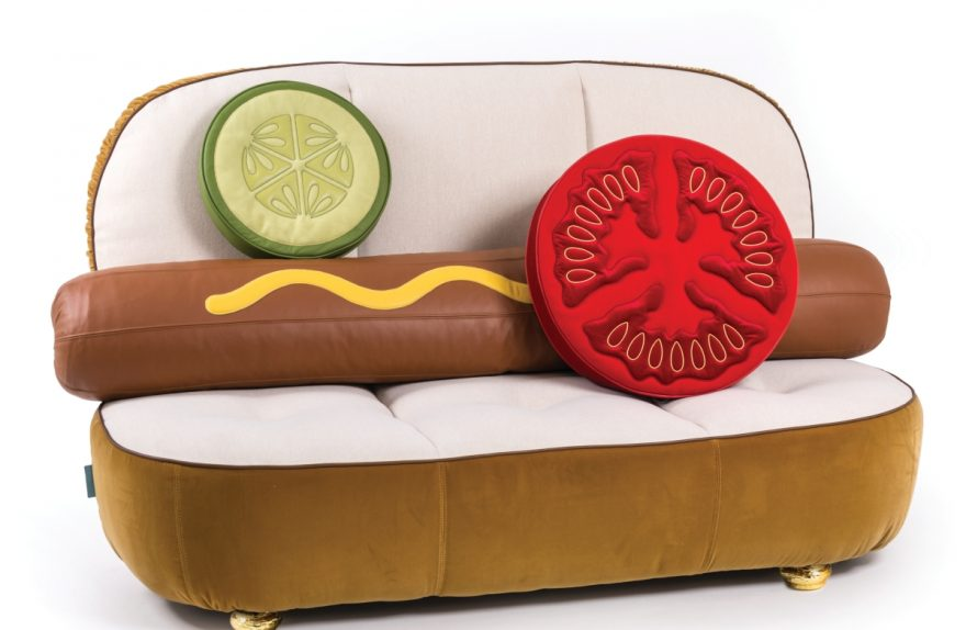 Ein Limited - Hot Dog Sofa 1