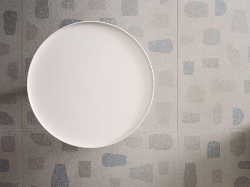ceramiche piemme fragments by pierre charpin resin cloud decor form 60x60cm