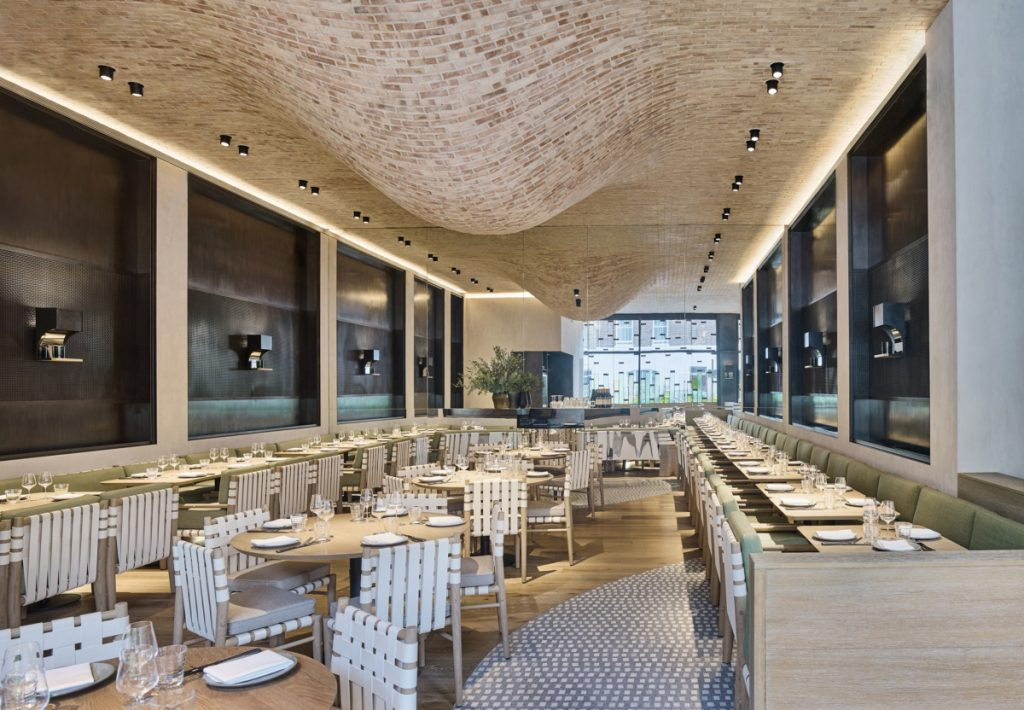 fucina restaurant london by andy martin architecture 01