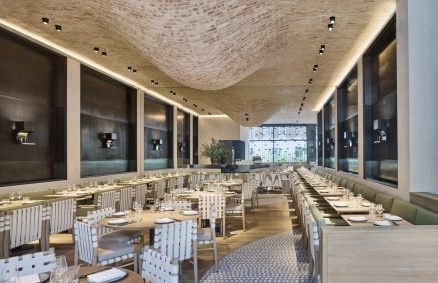 fucina restaurant london von andy martin architektur 01