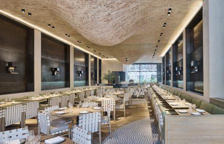 restaurante fucina londres pela arquitetura andy martin 01
