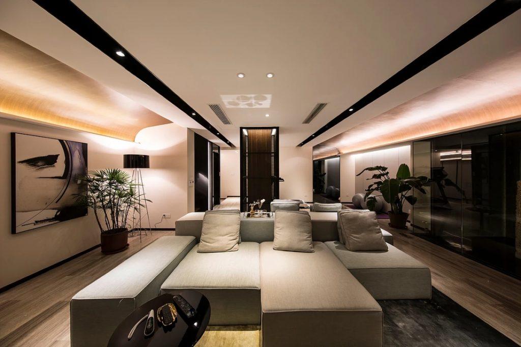 Nantong Landscape One Villa Prism Design
