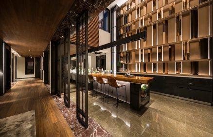Paysage de Nantong One Villa Prism Design