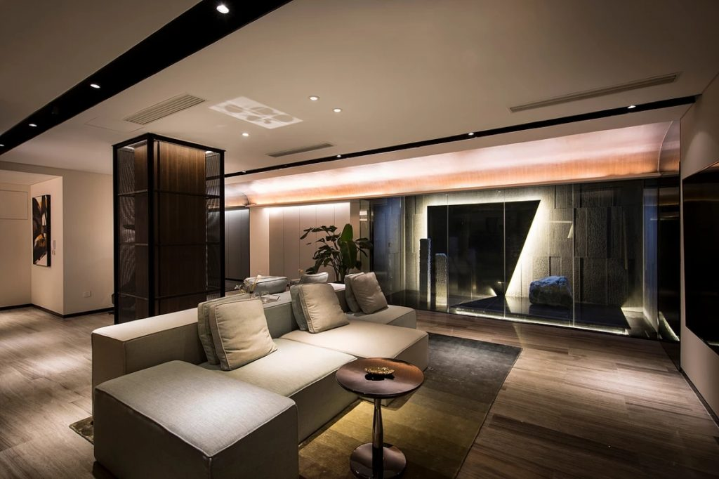 Nantong Landscape yon Villa Prism Design