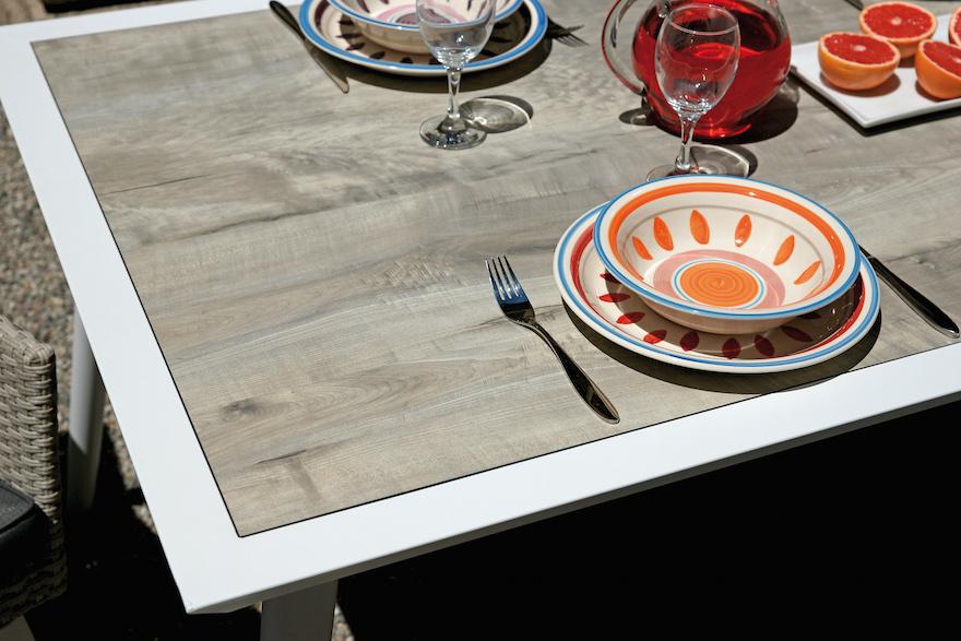 Marassi Tisch und Stuhl Boccadasse