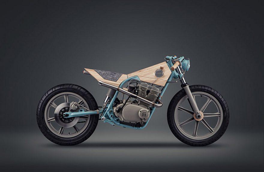 JVLT motorcycle